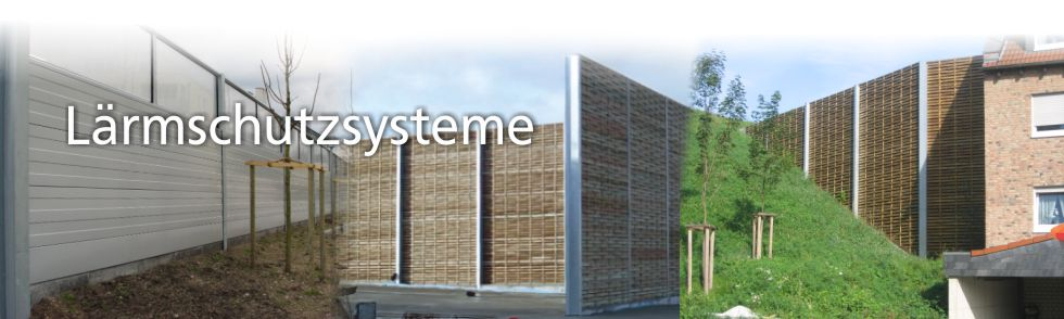 Noise protection systems